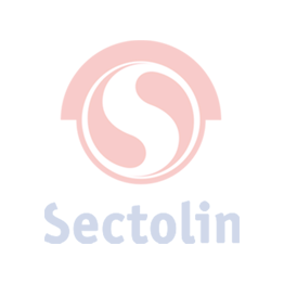 Sectolin Outdoor Hondenriem - Bruin/Oranje Rood