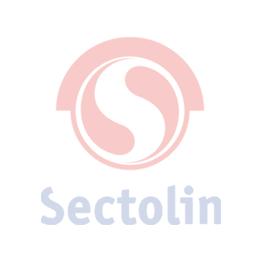 Sectolin Outdoor Hondentuig Quickfit - Bruin/Oranje Rood